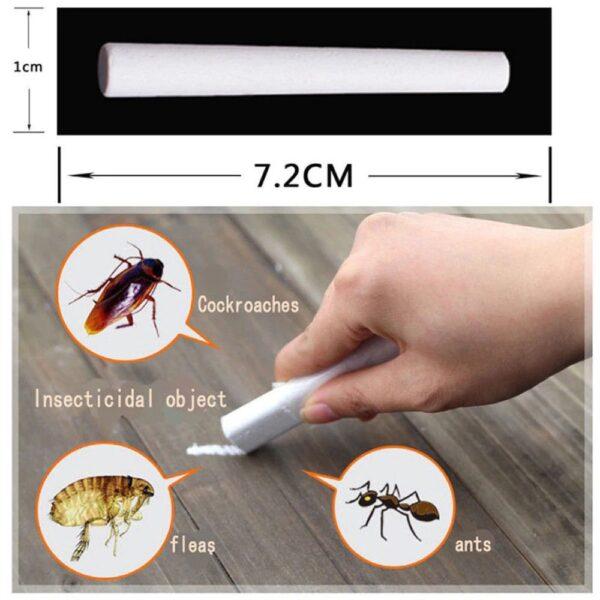 גיר הדברה מפני נמלים, חרקים ומזיקים