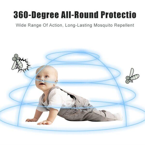 דוחה יתושים לתינוק