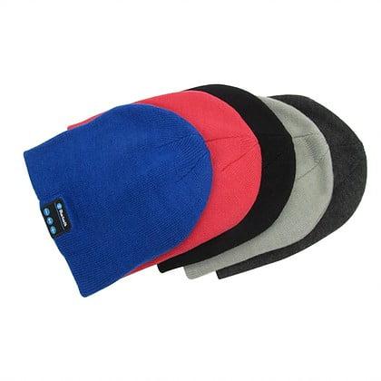 כובע גרב עם נגן Bluetooth