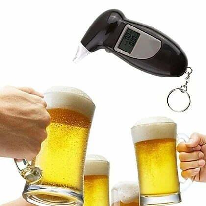 מכשיר למדידת רמת האלכוהול בגוף