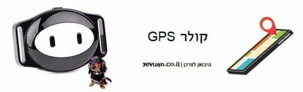 קולר GPS