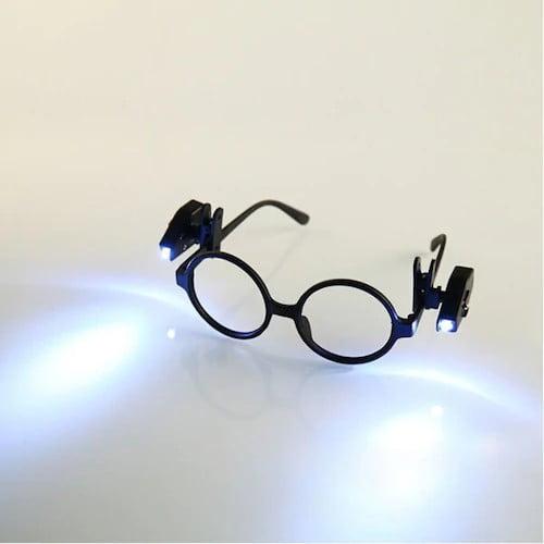 תאורת קריאה למשקפיים