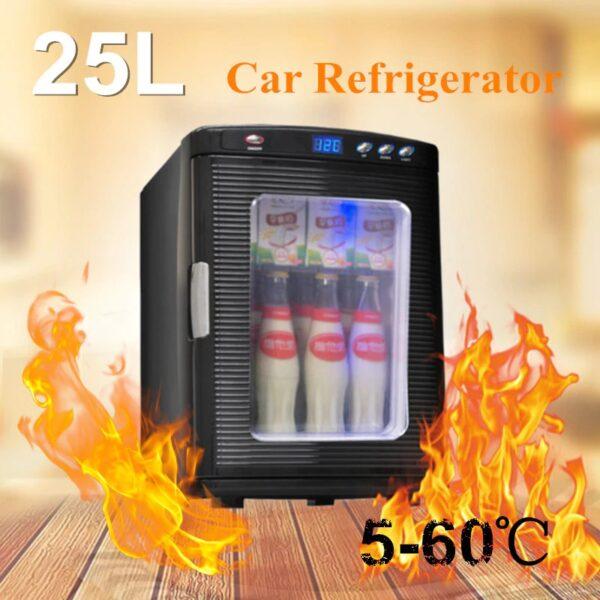 מקרר / מחמם לרכב 25 ליטר
