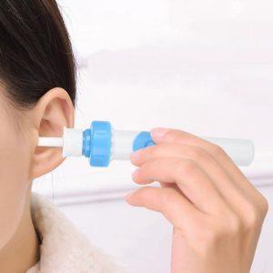 מכשיר חשמלי לניקוי האוזן