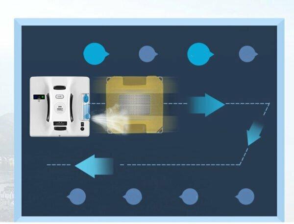 מנקה חלונות חכם רובוטי