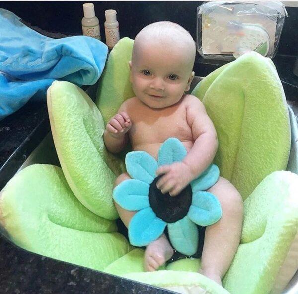 כרית אמבטיה לתינוק