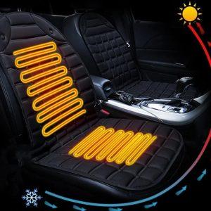 זוג מחממי מושב לרכב