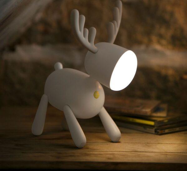 מנורת לד נטענת בעיצוב אייל