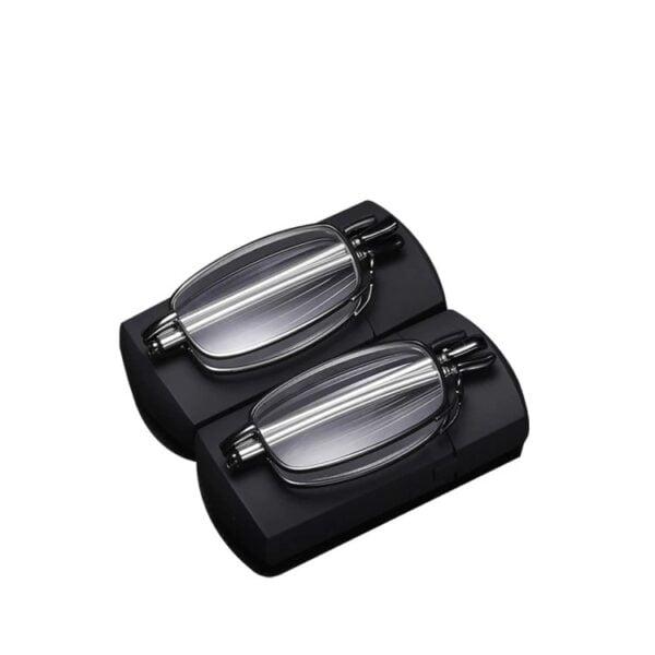 משקפיים שניתן לקפל לכיס עם נרתיק נשיאה