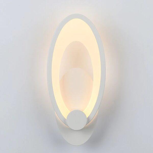 תאורת לד דקורטיבית לקיר