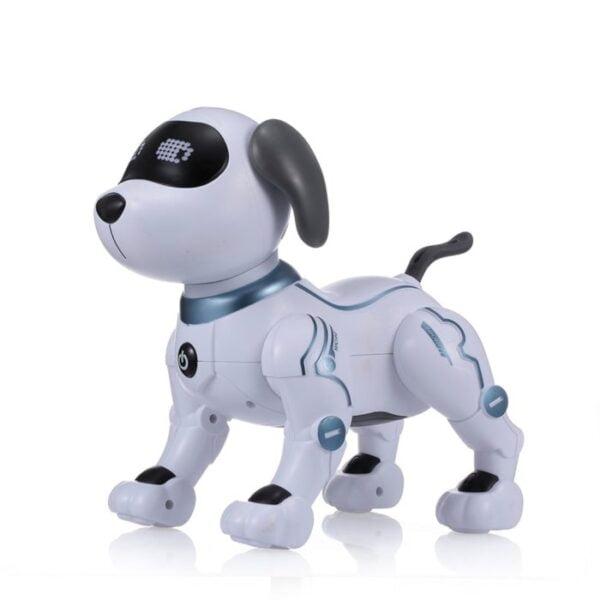 משחק כלב פעלולים רובוטי