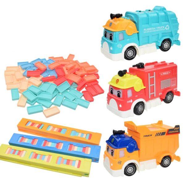 משחק משאית דומינו