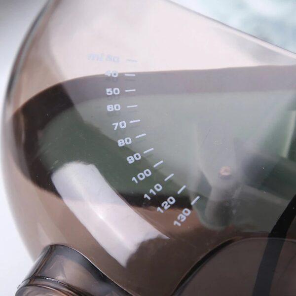 סט כפות מדידה ייחודיות עם בסיס מגנטי