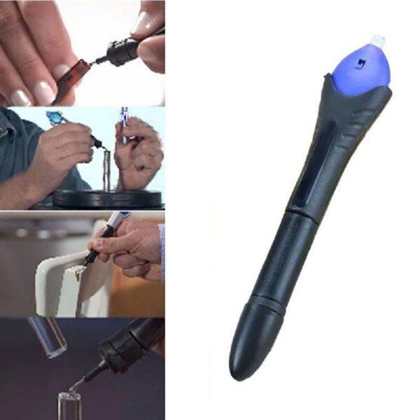 עט דבק מהיר UV