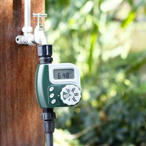 טיימר דיגיטלי לברז מים