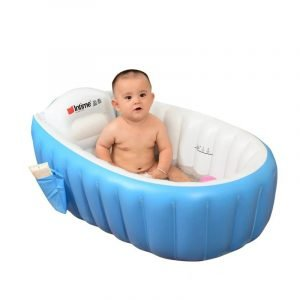 אמבטיית ילדים מתנפחת