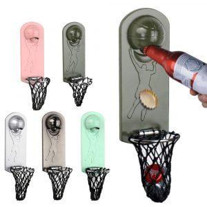 פותחן בקבוקים בעיצוב סל כדורסל